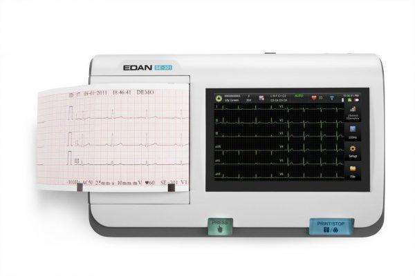 اجاره دستگاه نوارقلب ECG