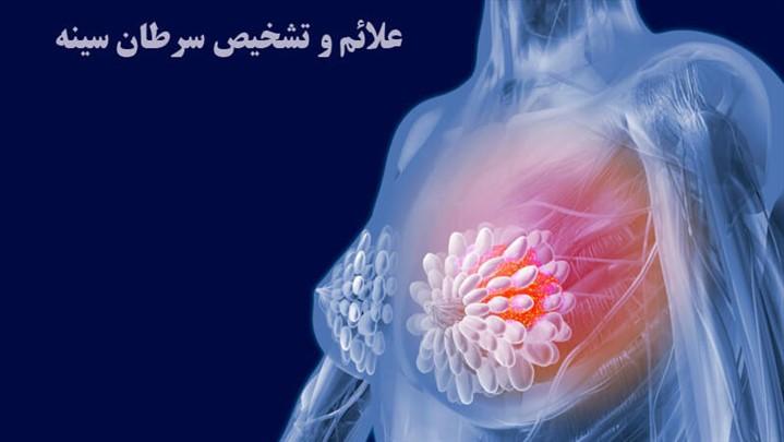 روشهای تشخیص سرطان سینه