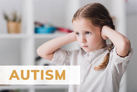 کودک اوتیسم