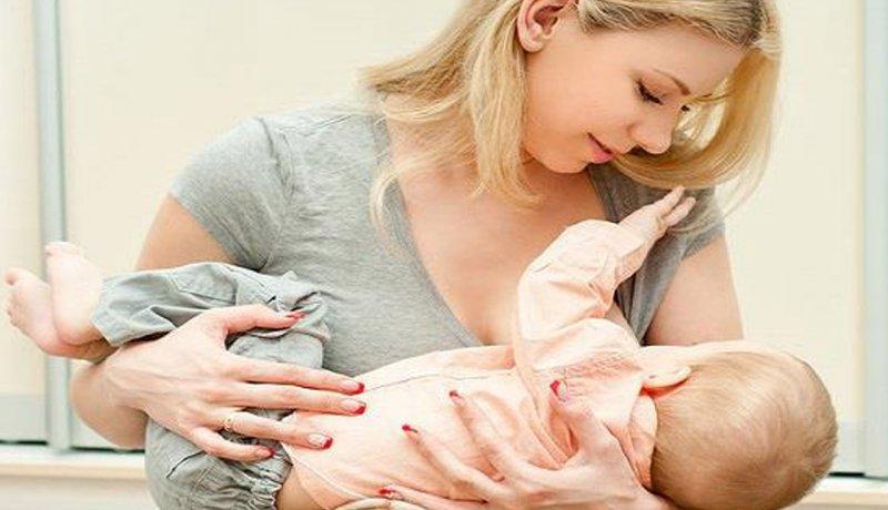 آموزش شیردهی نوزاد
