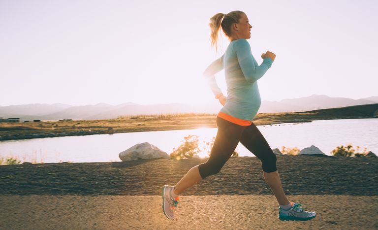 آیا دویدن در دوران بارداری بی خطر است؟